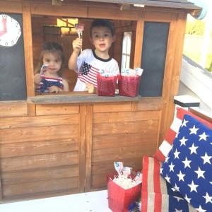 Fun Fourth of July Fiesta