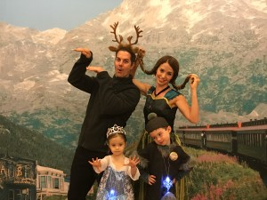 Disney Family Halloween Costumes
