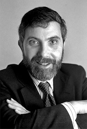 Paul Krugman (www.princeton.edu)