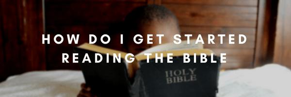 FAQ read the bible