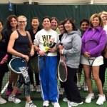 Match play at Princeton Racquet Club