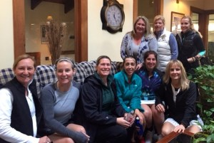 USTA Jersey Girls at Princeton Racquet Club