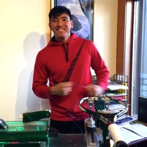 Stringing Services at Princeton Racquet Club