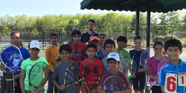 Spring Junior League at Princeton Racquet Club