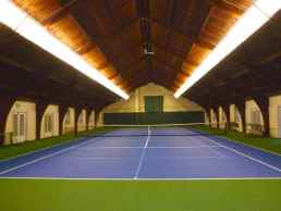 barn court at Princeton Racquet Club