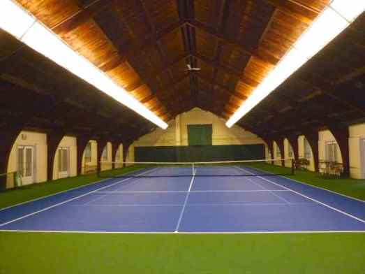 barn court at Princeton Racquet Club