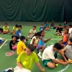 Junior Tennis Camp at Princeton Racquet Club