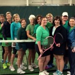 St Patrick's Day Fed Cup