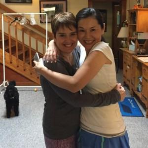 Sato and Mary