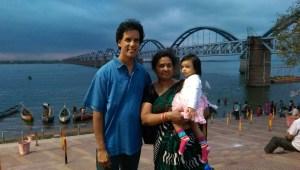 Raj Pyla Family