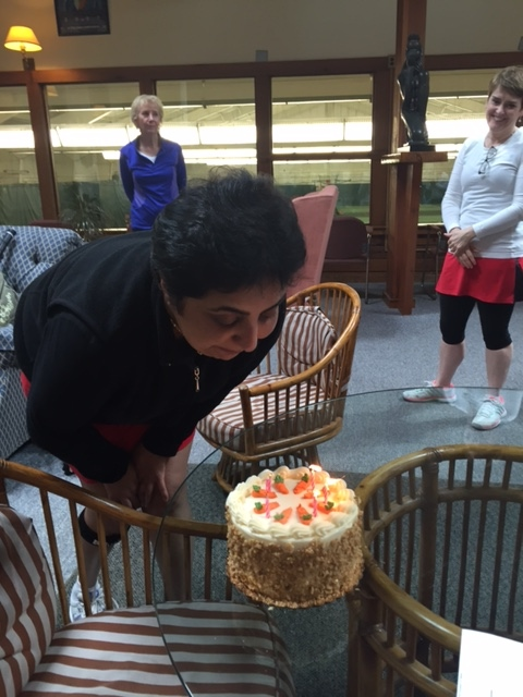 Jacinta birthday