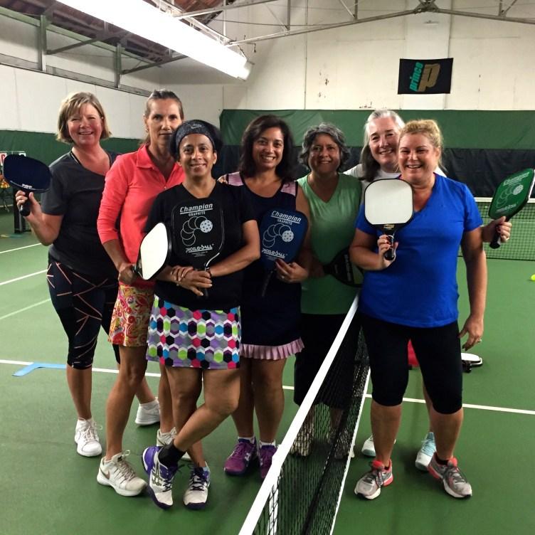 Karen, Celeste, Vidya, Nicole, Maryann, Andrea, Jodi