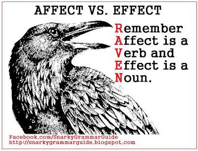 Image result for raven affect effect