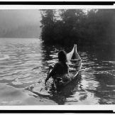Žena iz plemena Clayoquot, 1910.