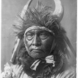 The Crow bull chief 1908