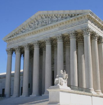 A photo of the U.S. Supreme Court
