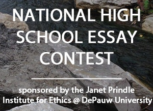 prindle institute high school essay competition  the   prindle institute high school essay competition