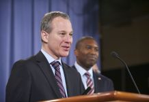 Image of New York Attorney General Eric Schneiderman