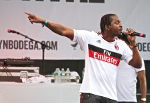 """Pusha T,"" by SImon Abrams licensed under CC BY 2.0 (via Flickr)."