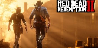 """Banner for the game """"Red Dead Redemption 2"""""""