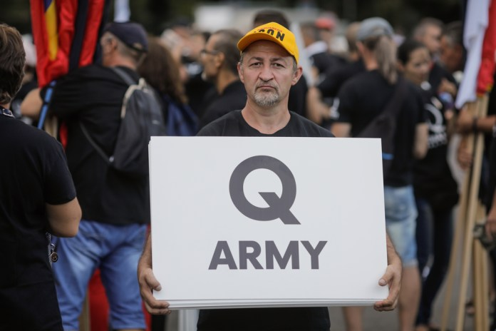 photograph of 'Q Army