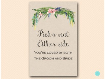 sign-pick-a-seat-not-a-site-wedding-hawaiian-tropical-spring-1