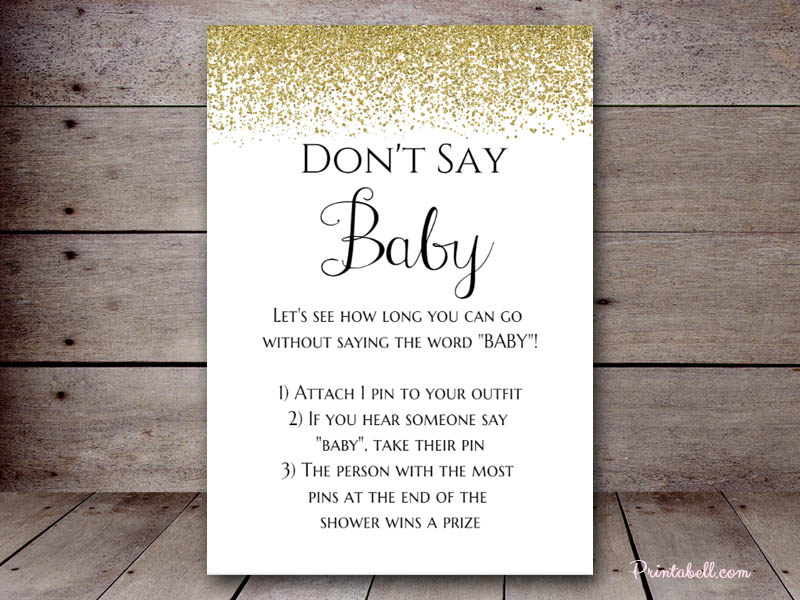 Holiday Baby Shower Invitations