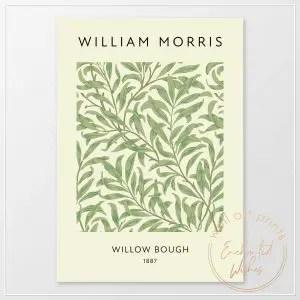 William Morris Willow Print