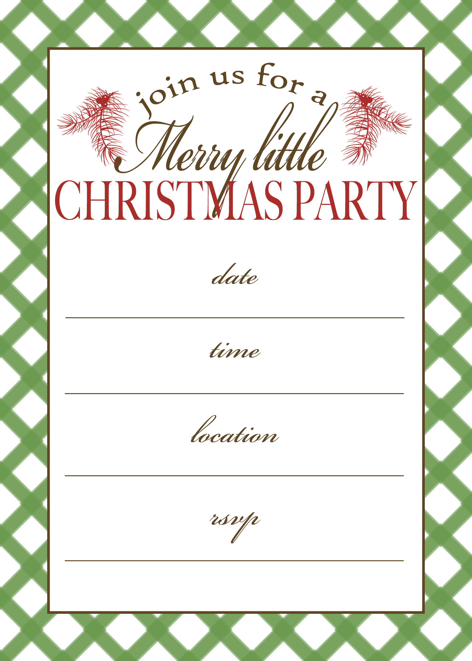 doc invitation forms create invitations from google printable christmas party invitations templates invitation forms