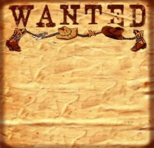 7 wanted poster template microsoft word authorizationletters org – Wanted Invitation