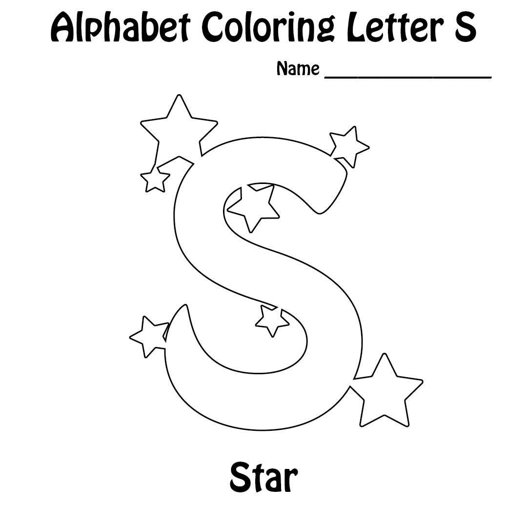 6 Best Images Of Printable Letter S Activities