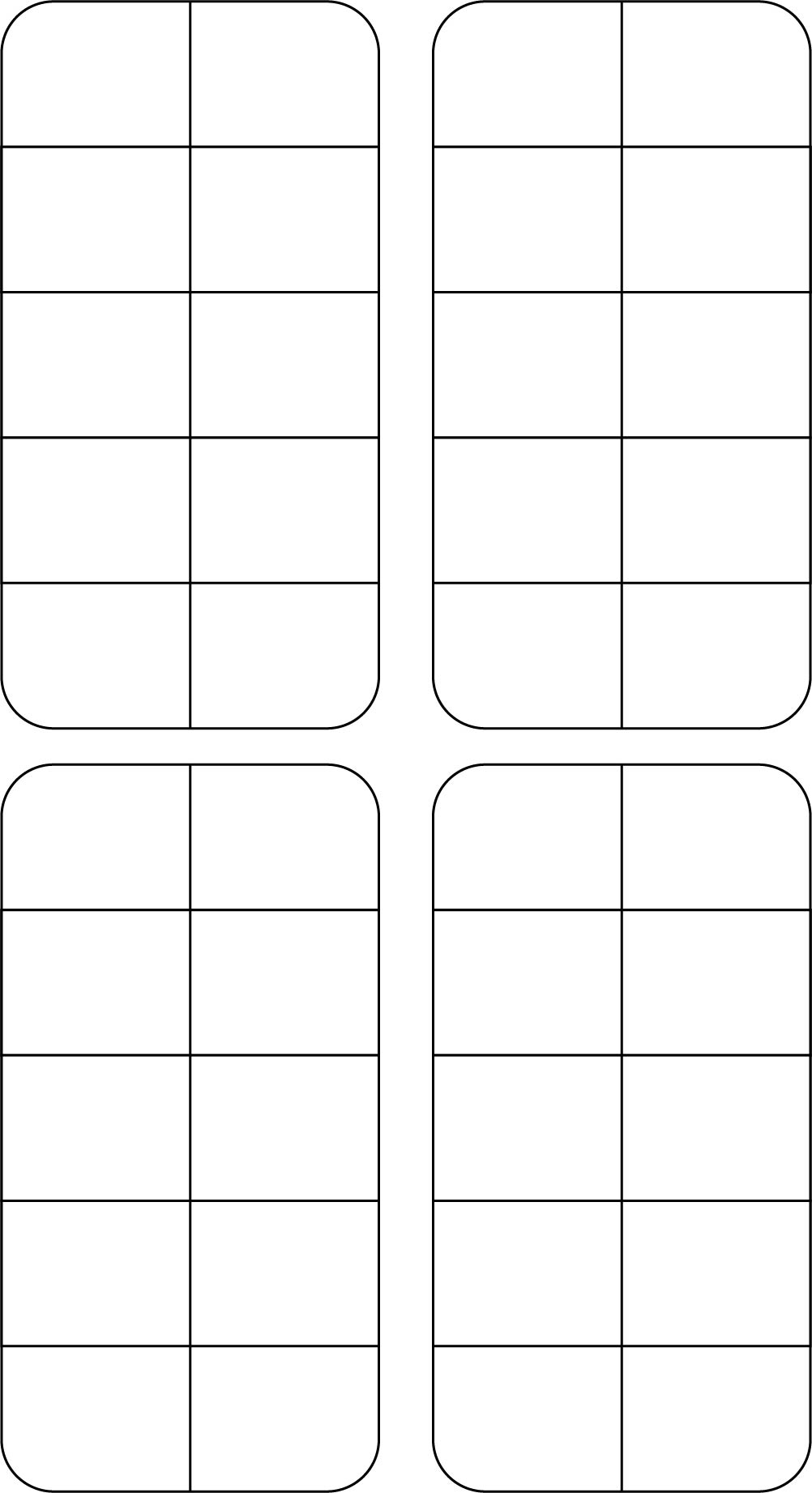 Exelent Double Ten Frame Sketch - Framed Art Ideas - roadofriches.com