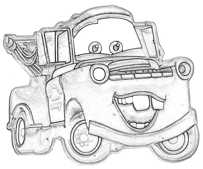 5 best images of printable coloring pages mater free printable