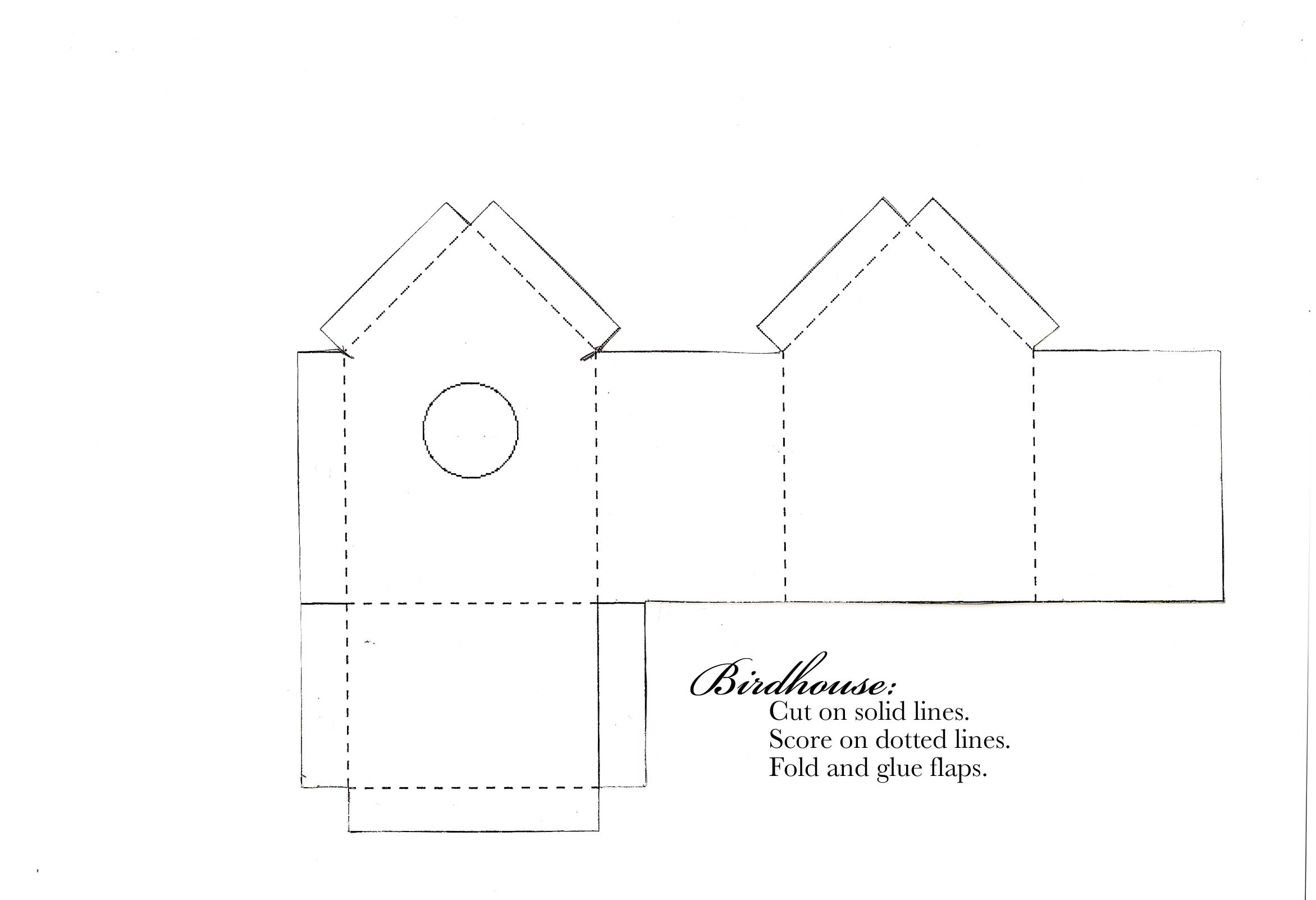 8 Best Images Of 3d Printable House Templates