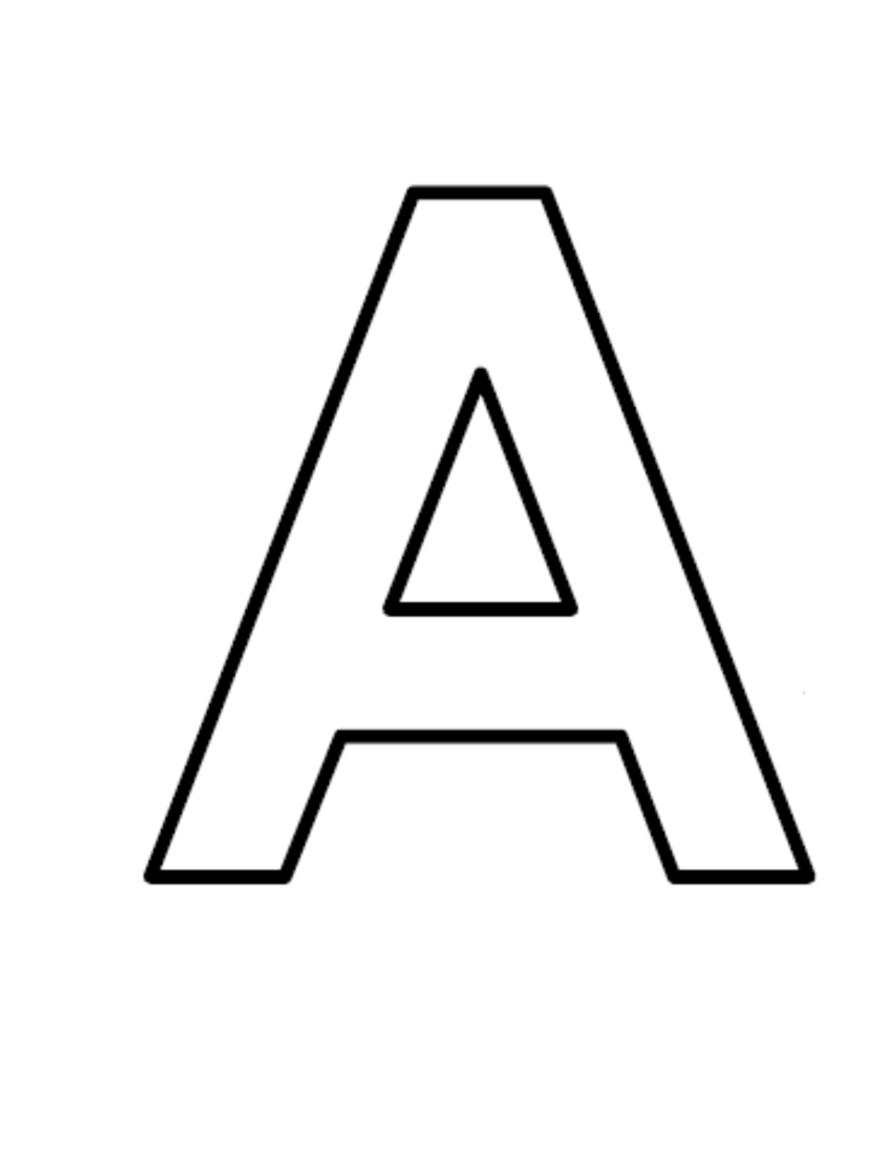 Alphabet Printable Images Gallery Category Page 12