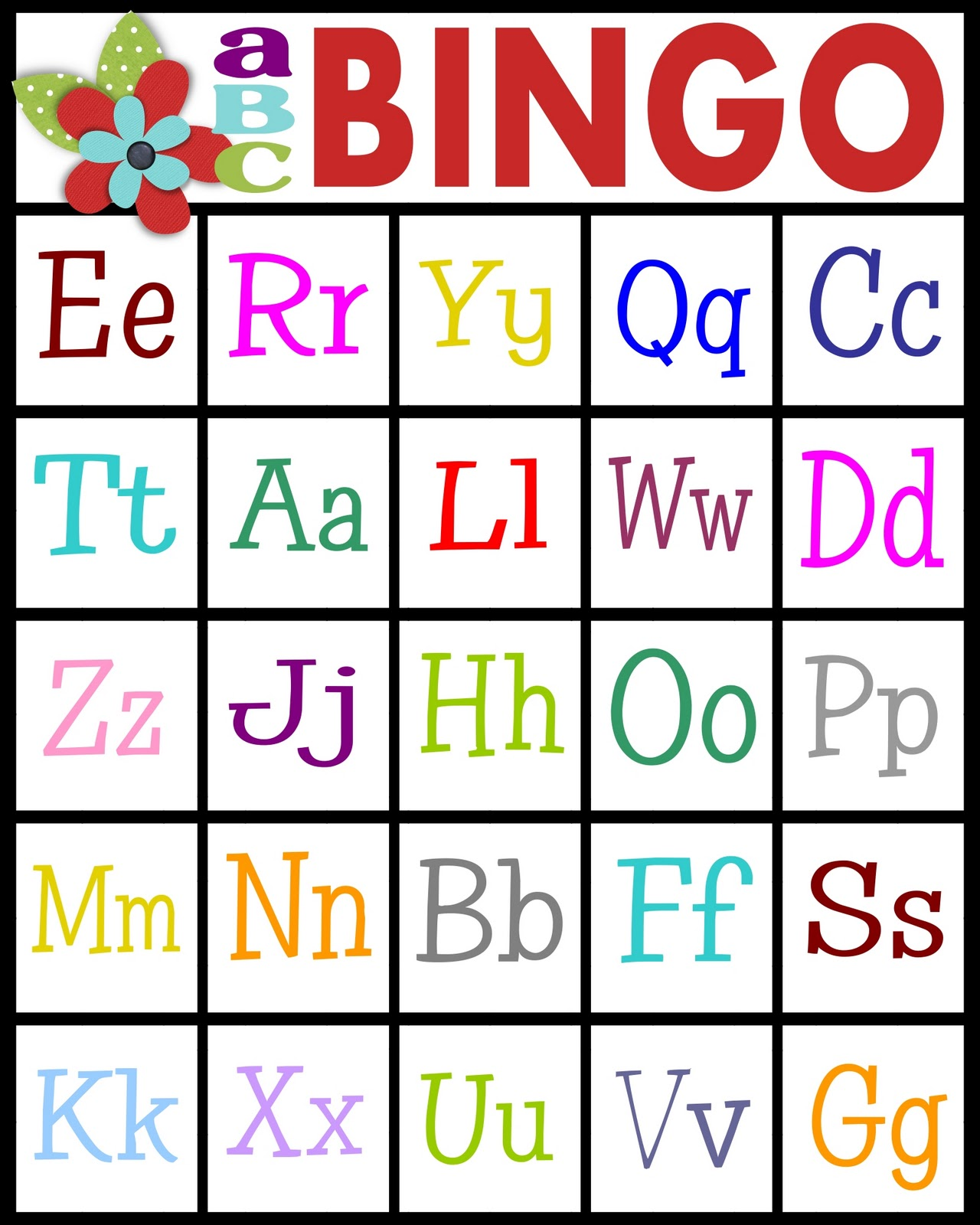 Alphabet Printable Images Gallery Category Page 8