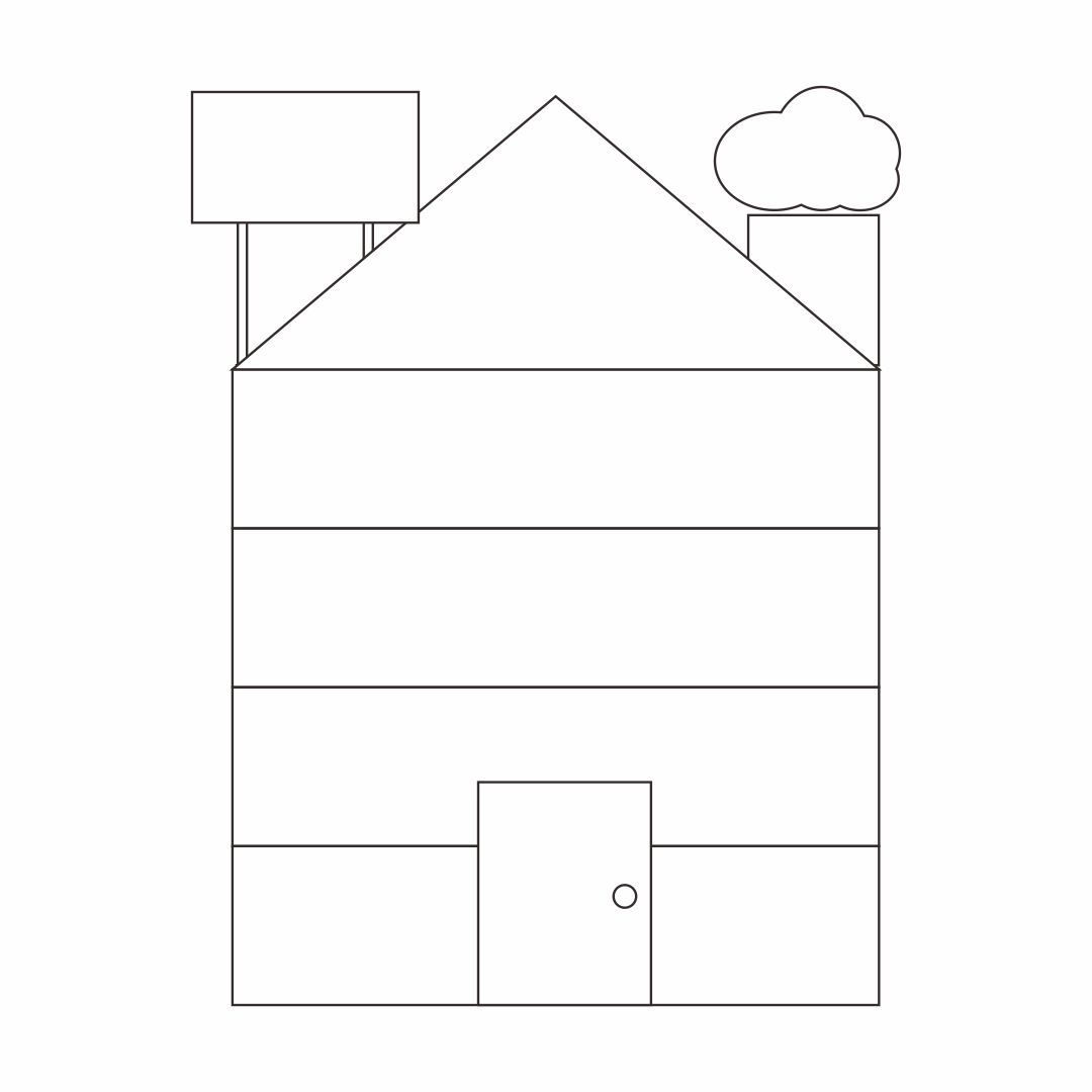 8 Best Dbt Printable House Templates