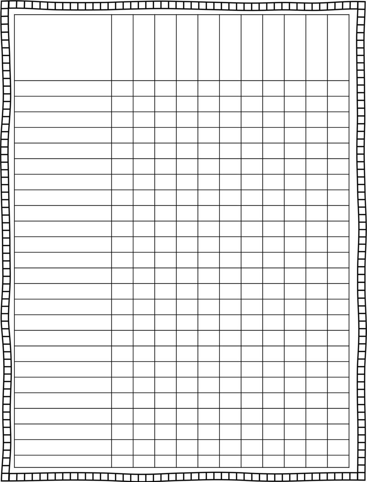 Worksheet Grade Sheets grade sheet template education world teacher tools amp templates 6 best images of individual sheets printable
