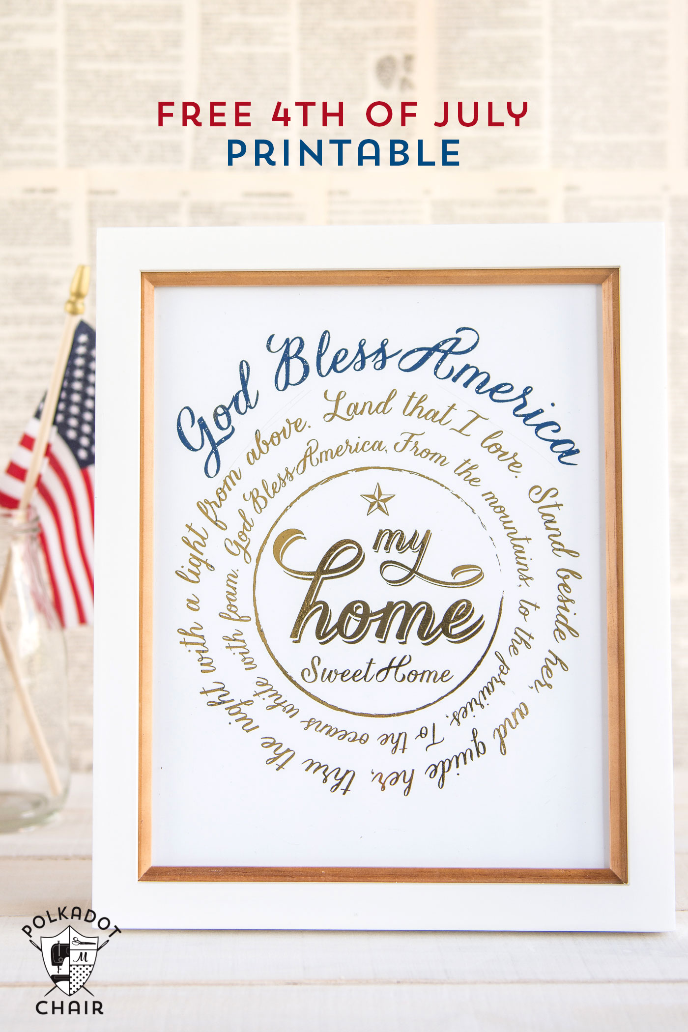 7 Best Images Of Dot Paint Printables 4th Of July