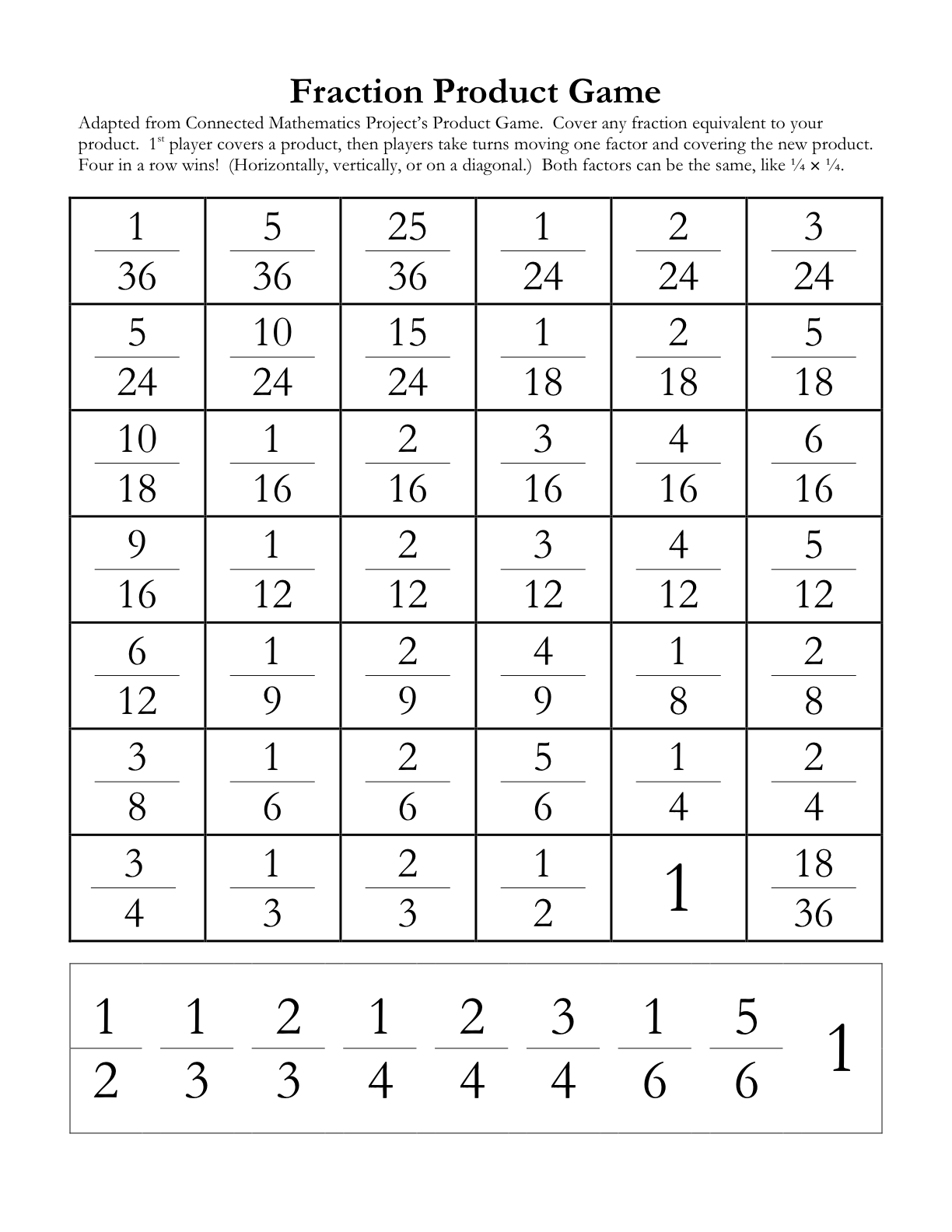 Magic Squares Worksheet That Equal 20