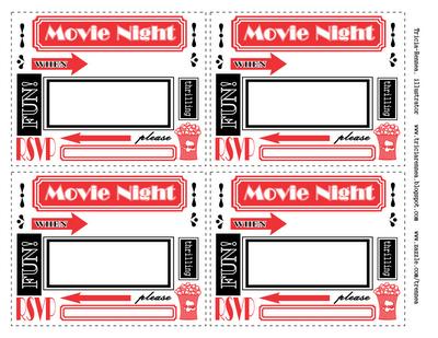 Movie Ticket Invitations Template free printable golden ticket – Movie Ticket Invitation Template Free Printable