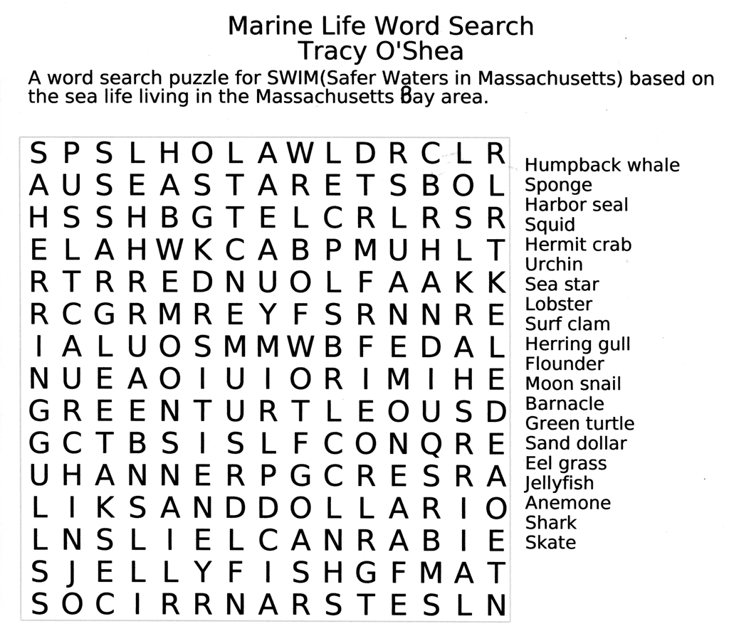 6 Best Images Of Printable Fall Word Search Puzzles Large