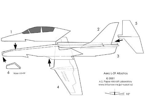paper plane designs pdf free