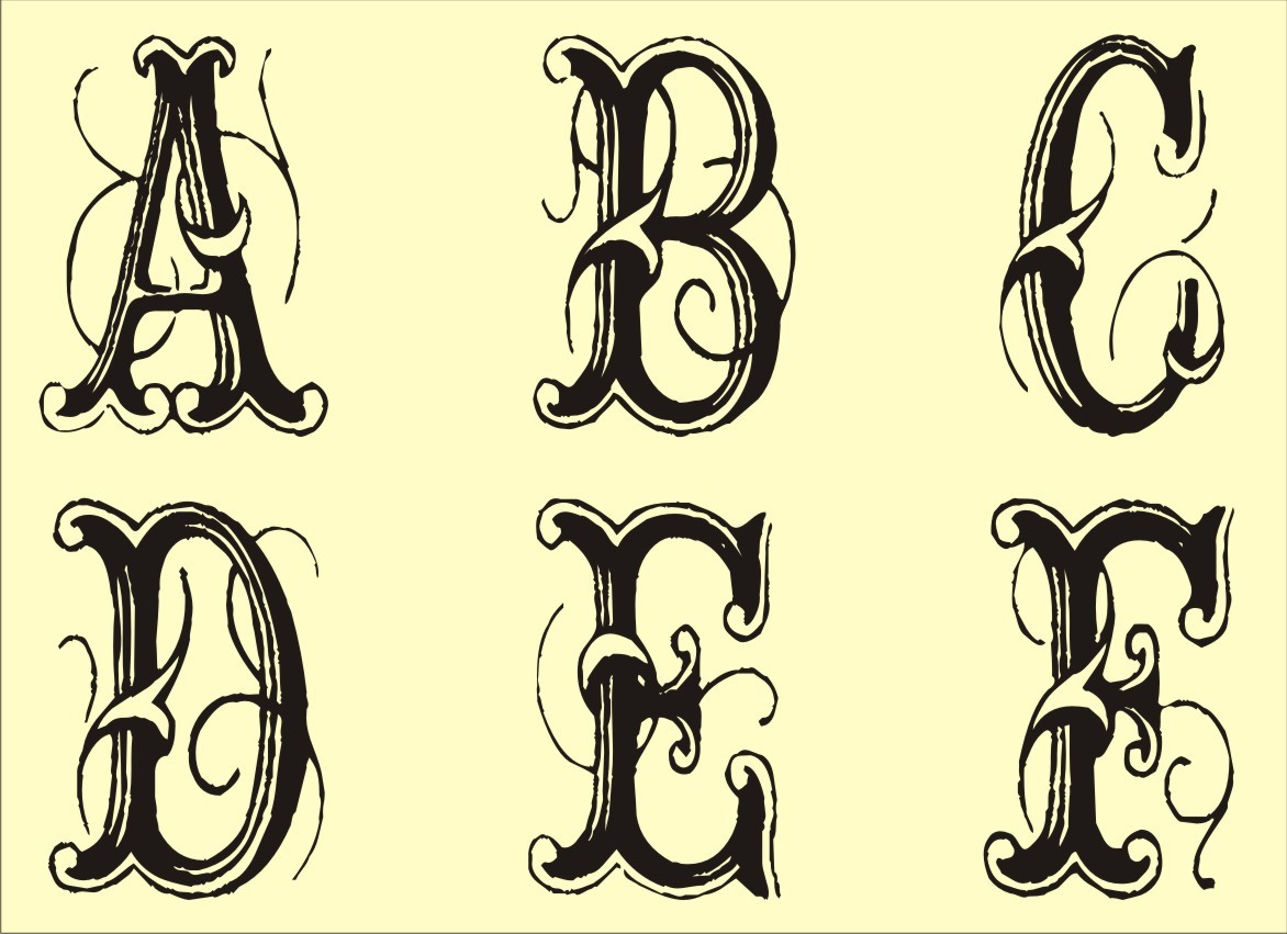8 Best Images Of Free Printable Lettering Styles