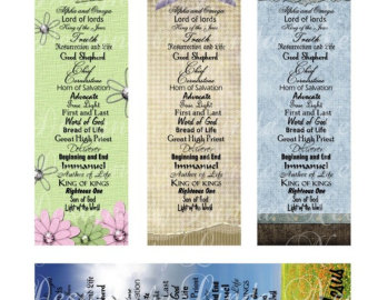 photograph relating to Printable Christian Bookmarks called Christian Bookmark Templates. bible bookmark printables