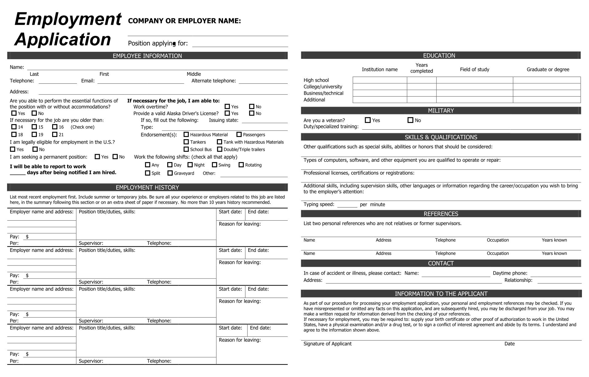 Unemployment Practice Worksheet