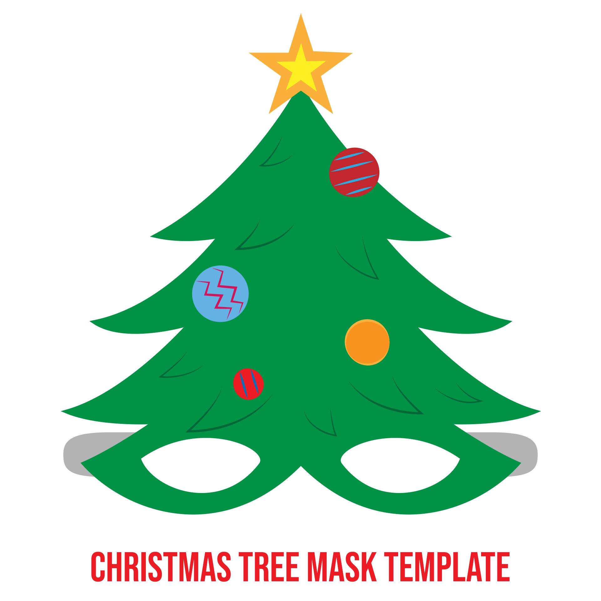 6 Best Images Of Christmas Printable Craft Templates