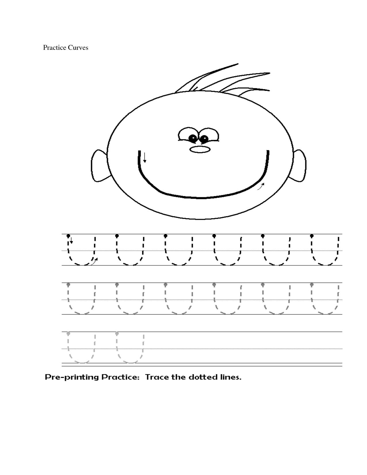 8 Best Images Of Letter U Kindergarten Printables