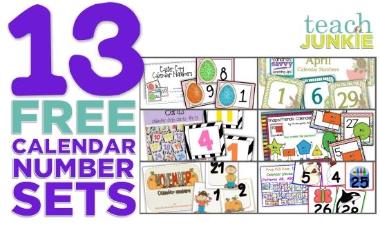 Kindergarten Monthly Printable Homework