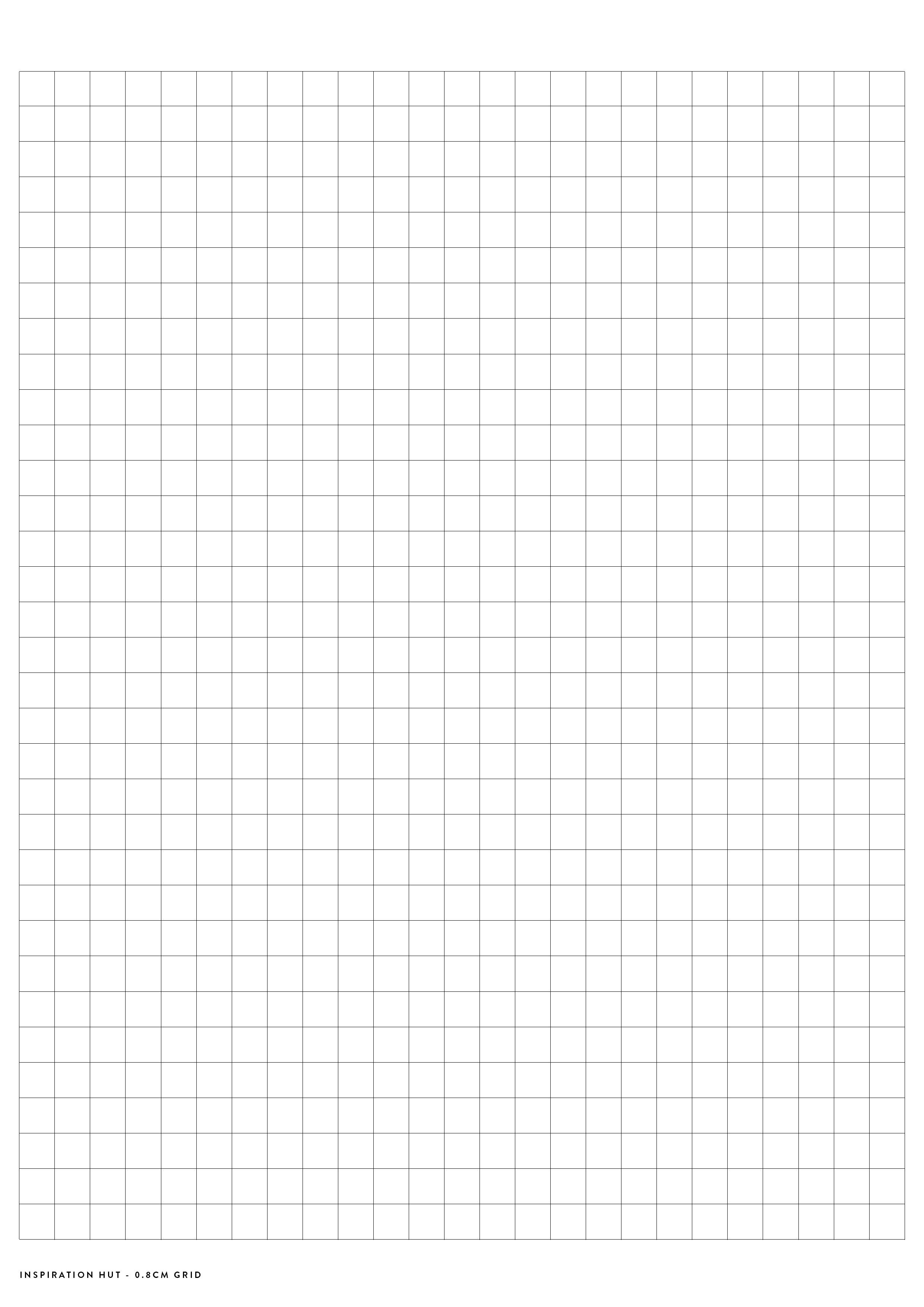 7 Best Images Of Free Printable Dot Grid Paper
